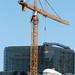 Liebherr tower crane by Vinny Schiano