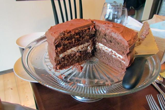 91 | 366 bday cake