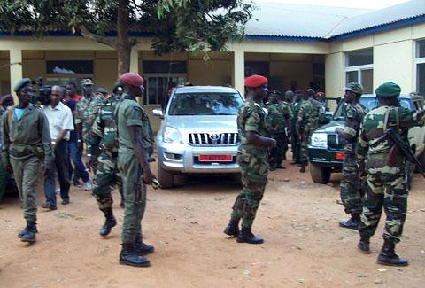 Soldiers in Guinea-Bissau have staged a coup against the government. The army and other parties are engaged in unity talks to resolve the crisis. by Pan-African News Wire File Photos