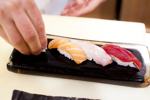 Where to Eat During The Tribeca Film Festival: Sushi Azabu