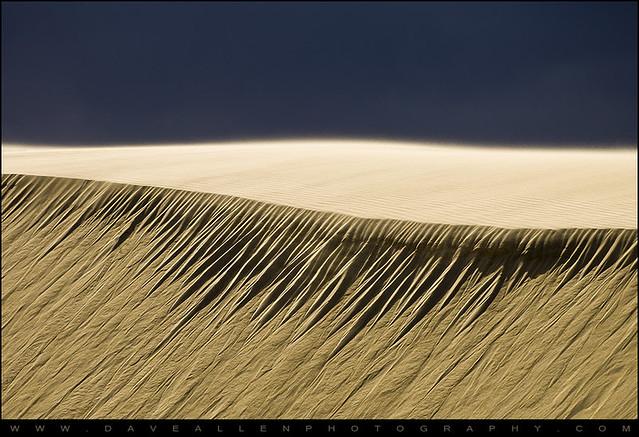 Jockeys Ridge State Park NC Sand Dunes Minimalism