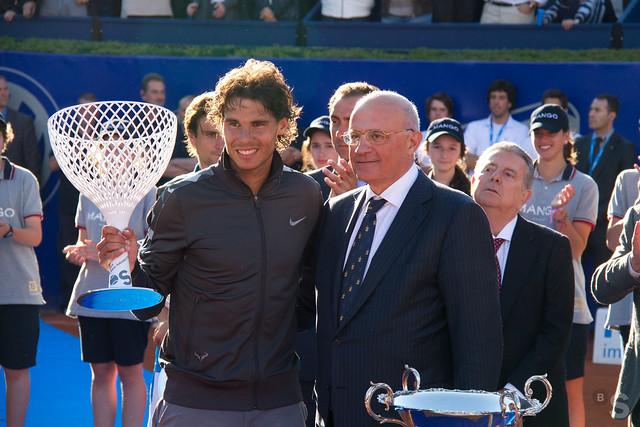 Nadal, campeón del Barcelona Open Banc Sabadell 2012