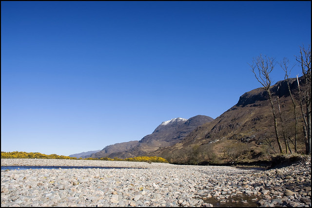 Kinlochewe River and Slioch
