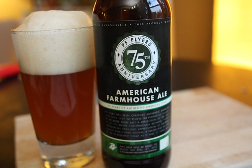 PF Flyers 75th Anniversary American Farmhouse Ale