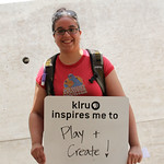 KLRU inspires me to ... play & create!