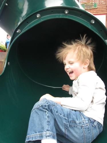Slide Hair
