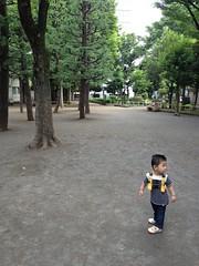 恵比寿公園 (2012/6/18)