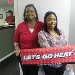 MSF Miami Heat Team