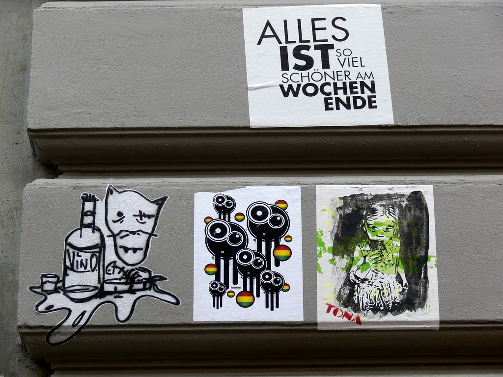 Street Art Tona