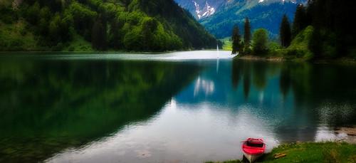 lake colour nature switzerland dream 2012