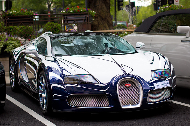 Bugatti Veyron Porcelain Thingy Yup Now In London This