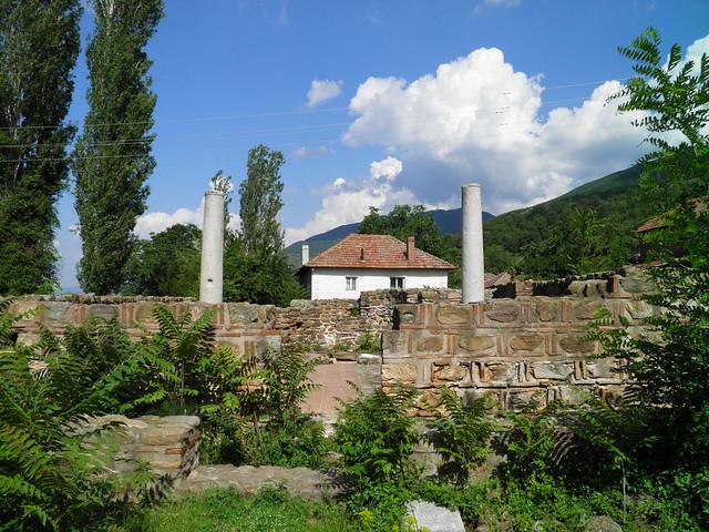 Morodvis early Roman basilica, Morodvis, FYROM