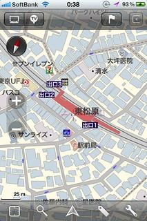 MapFan-ノーマル