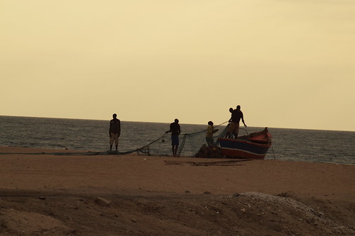 Pescadores do Lobito by MauFeitio