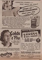 Vintage advertisement - Andrews Liver Salts