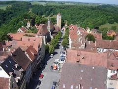 Strasse zum Burggarten