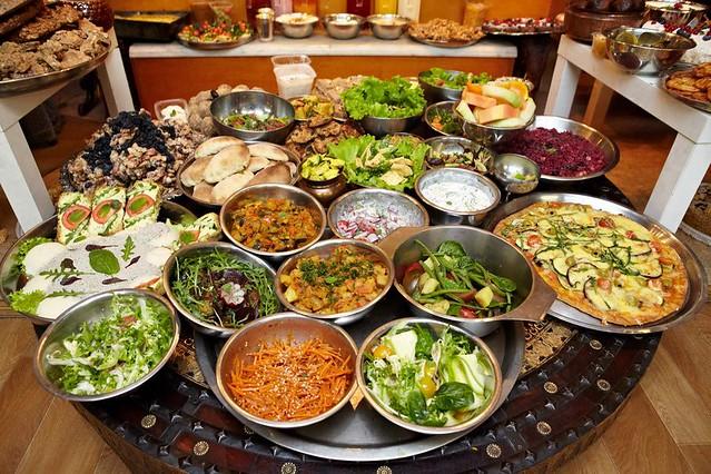 фото еды много