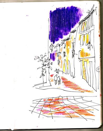 Barrio del gancho, Zaragoza