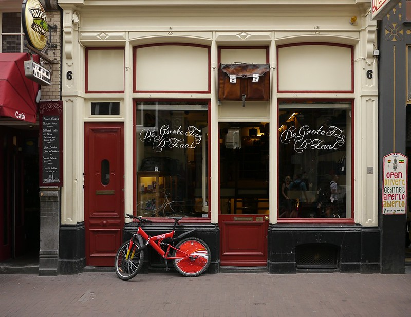 Bike and Shop, Amsterdam