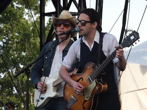 Conor Oberst at Ottawa Bluesfest 2012