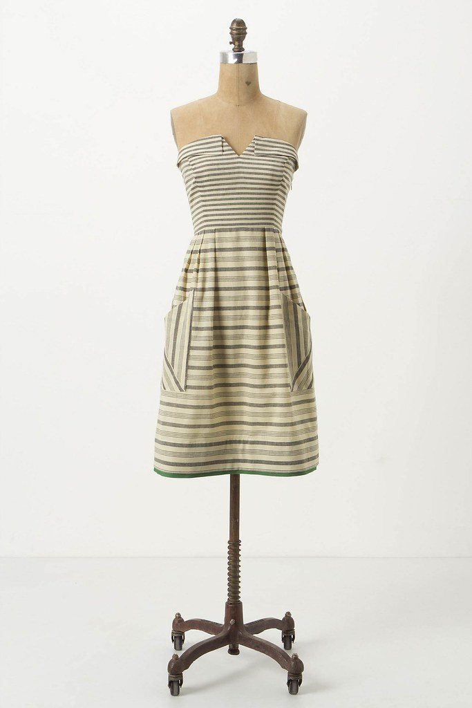 Changing Stripes Dress