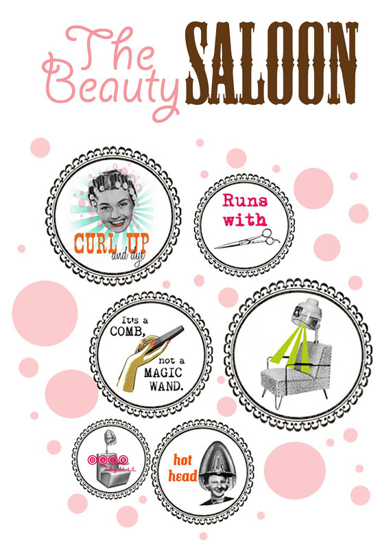 Beauty Saloon designs