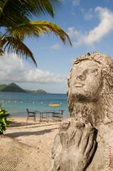 Sun Worshiper | St. Lucia