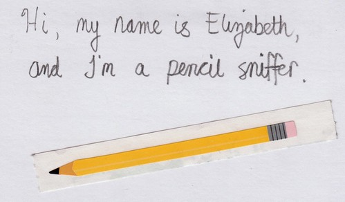 Pencil Sniffer