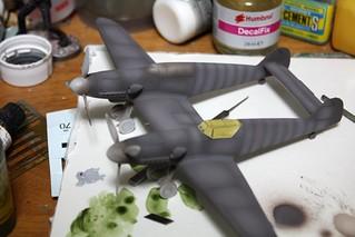 "A-Model ""72217 Bf109Z"" -6"