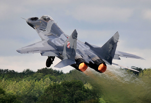 Polish Air Force 111 MiG-29 FFD