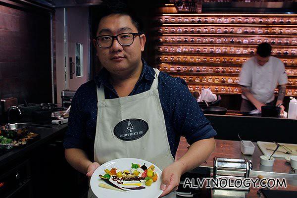Chef Alvinology