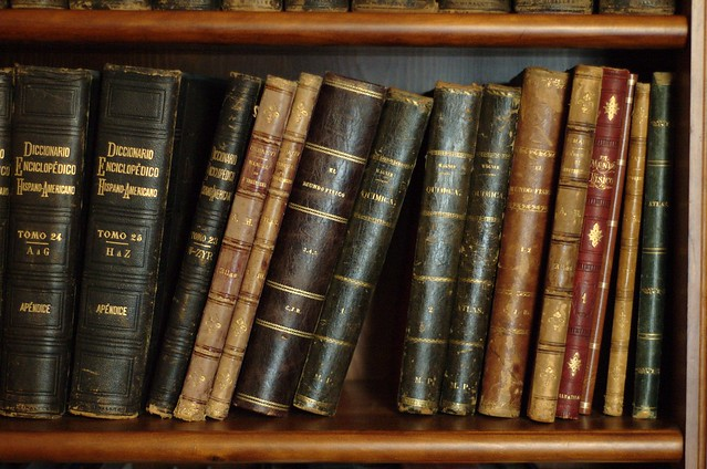 196/366: Libros