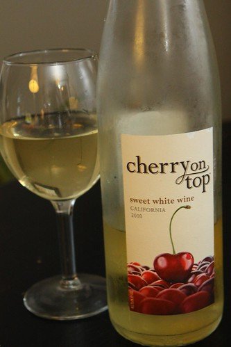 Cherry on Top Sweet White Wine