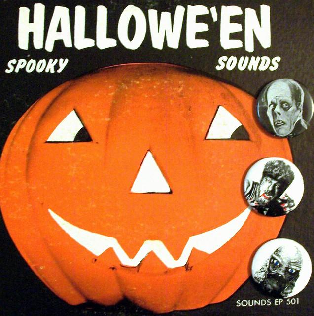 Hallowe'en Spooky Sounds