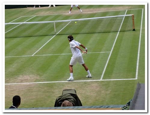 Wimbledon 2012 Federer