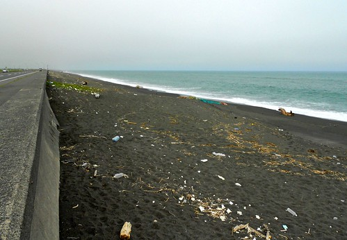 Ocean near Tomakomai