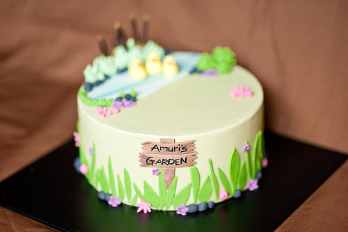 Sister In-Laws Birthday Cake  Flickr - Photo Sharing!