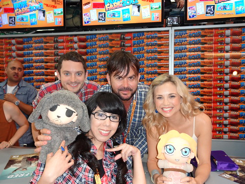 Comic Con 2012: Wilfred signing