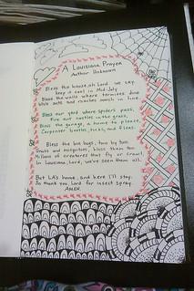 A Louisiana Prayer - Author Unknown