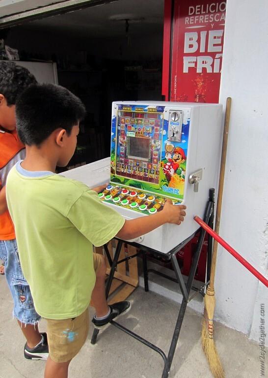 Games, Mazatlan