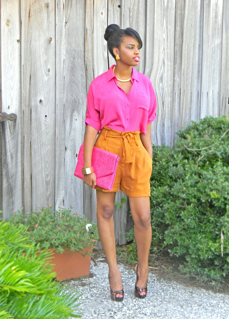 Fashion Devottee Feature Color block