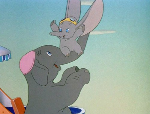 DUMBO rejoin mom