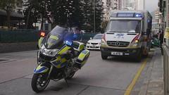香港警務處 R900RTP 西九龍交通部