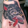 wolf Tattoos By Gabe