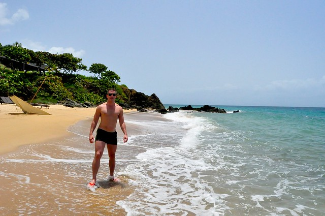 Our weekend getaway at the W Retreat & Spa in Vieques Island.
