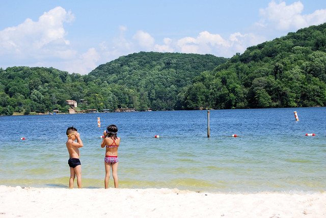 Claytor Lake State Park Beach is fun for the whole family