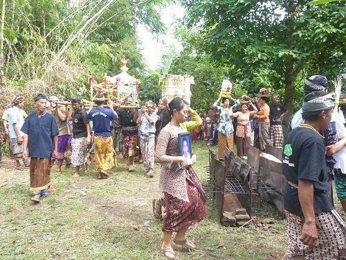 Bali-Funéraille hindoues-Crémation (7)