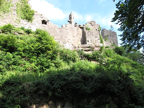 ruine du chateaux frankenbourg 171