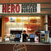 Hero Certified Burgers - the restaurant