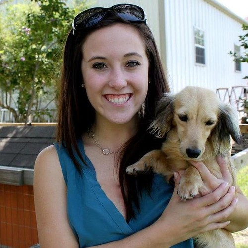 Amanda & Dog